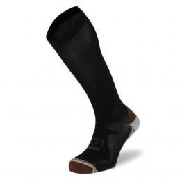 BRBL Arto Compression Socks - Black/Chocolate