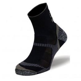 BRBL Atlas Trail Run Socks - Grey/Black