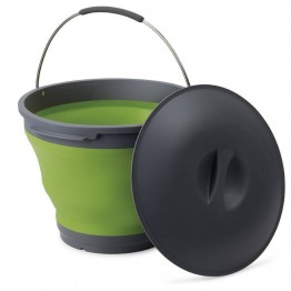 Companion Popup Bucket with Lid