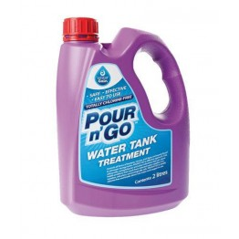 Pour N Go Water Treatment Chemical 2 Litres