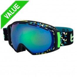Bolle Gravity White Diagonal - Modulator Snow Goggles