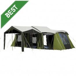 Kiwi Camping Moa 12 Canvas Tent