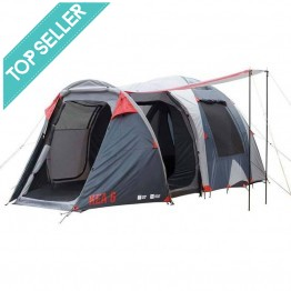 Kiwi Camping Kea 6 Recreaional Dome Tent