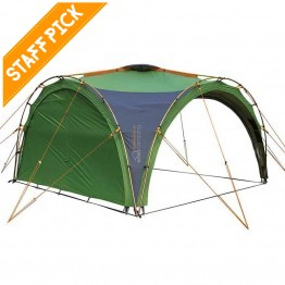 Kiwi Camping Savanna 3.5 Deluxe Shelter with 2 Walls