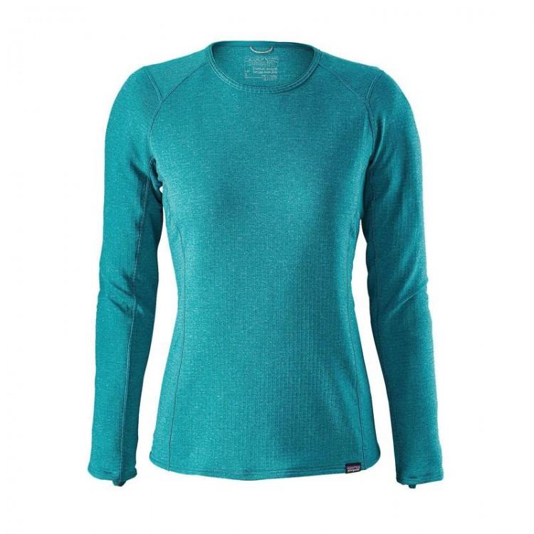 0cb932c24 Patagonia Women's Capilene Thermal Weight Crew - Straight Blue