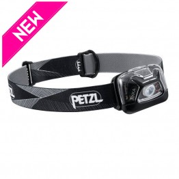 Petzl Tikka 200 Lumens Headlamp - Black