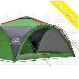 Kiwi Camping Savanna Shelter 4 - Mesh Wall