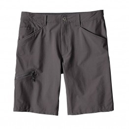 """Patagonia Men's Quandary Shorts 10"""" - Forge Grey"""