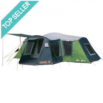 Kiwi Camping Takahe 10 Family Dome Tent