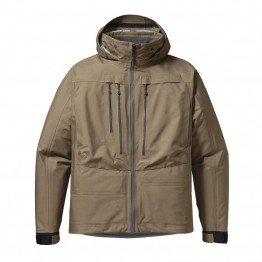 Patagonia Men's River Salt Jacket - Ash Tan - Small