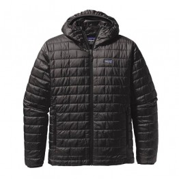Patagonia Nano Puff Hoody Men's - Black