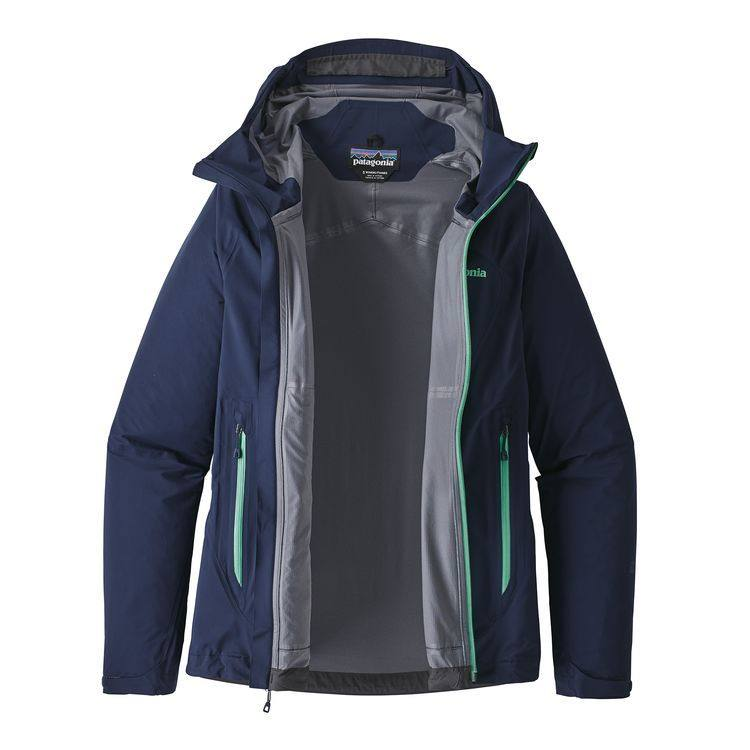 delicate colors save off various colors Patagonia Women's Rainshadow Jacket - Classic Navy