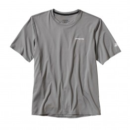 Patagonia Men's R0 Sun Tee - Feather Grey