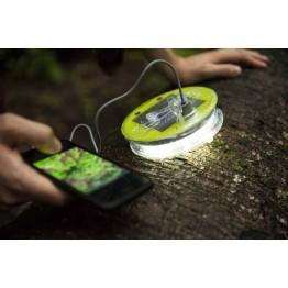 Luci Outdoor Pro 2.0 Inflatable Solar Light & USB Powerbank