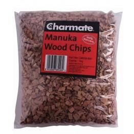 Charmate Woodchips - Manuka Large 1kg