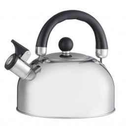 Campfire Stainless Steel Whistling Kettle 2.5L