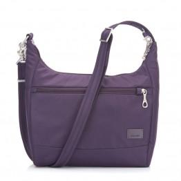 Pacsafe Citysafe CS100 Handbag - Mulberry