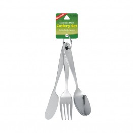Coghlans Stainless Steel Cutlery Set
