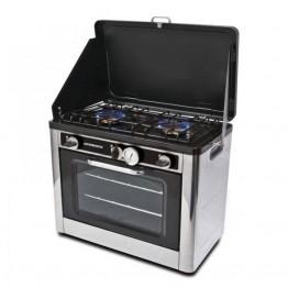 Companion Portable LP Gas Oven & Cooktop