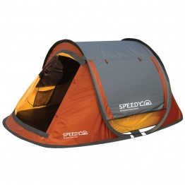 Kiwi Camping EPE Speedy 2 Person Pop Up Tent - With LEDs