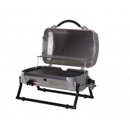 Gasmate Stainless Steel Cruiser Portable BBQ
