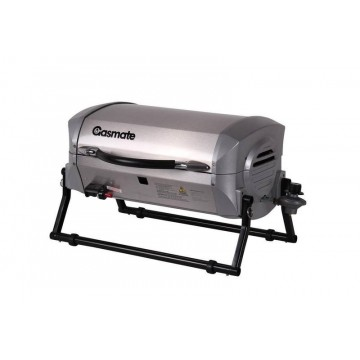 Gasmate Stainless Steel Cruiser Portable BBQ