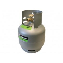 Gasmate LPG Gas Cylinder Bottle 4kg with QCC Value