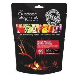 The Outdoor Gourmet Company Butter Chicken 190g