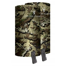 Hunters Element Gravel Guard Gaiters - Zips - Camo
