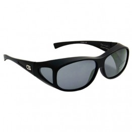 OverSpex Mezzo Raven & Smoke Polarised Sunglasses