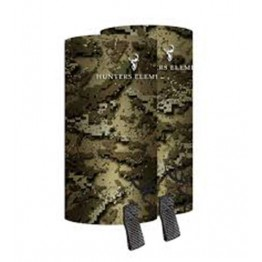 Hunters Element Gravel Guard Gaiters Non Zip - Camo