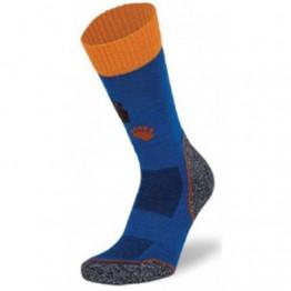 BRBL Berwyn Junior Orange/Blue Socks