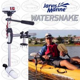 "Jarvis Marine Watersnake ASP T18 - 18LB - 24"" 12 Volt Electric Motor with Kayak Mount"