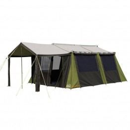 Canvas Tents (Built to Last) - Complete Outdoors NZ
