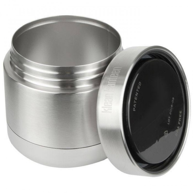 fa499261ae2 Klean Kanteen Food Cannister 237ml - Stainless Steel - Complete ...