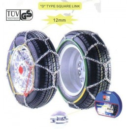 Alpine Star Snow Chains - SIZES 040-070