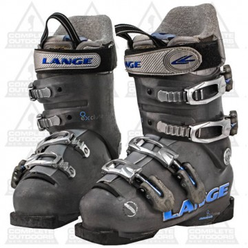 Lange Delight Exclusive 70 Size 23 Womens Ski Boot Used