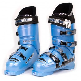 Lange World Cup 120 Size 27 Ski Boot NEW