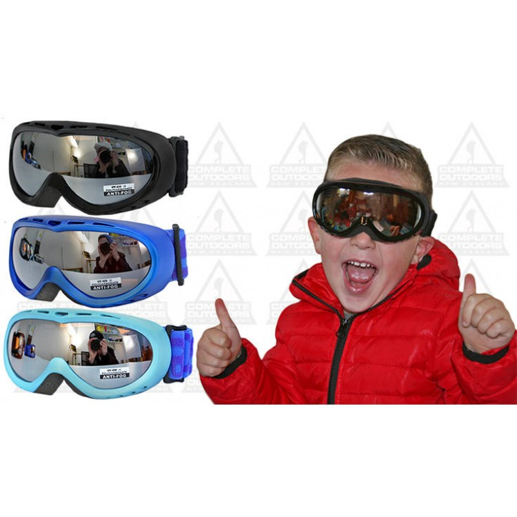 cc1521d2813 Buy MW Goggle Child 1345K Single - Red - Snow Goggles - Complete Outdoors NZ