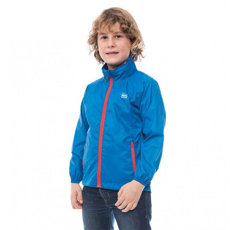 Mac in a Sac Kids Origin Jacket - Blue