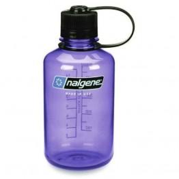 Nalgene Tritan Narrow Mouth 500ml Drink Bottle - Purple