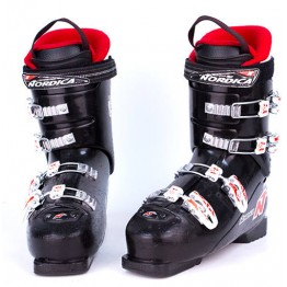 Nordica Doberman Team 60 Size 28 Ski Boot Used