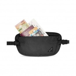 Pacsafe X100 Coversafe Waist Wallet - Black