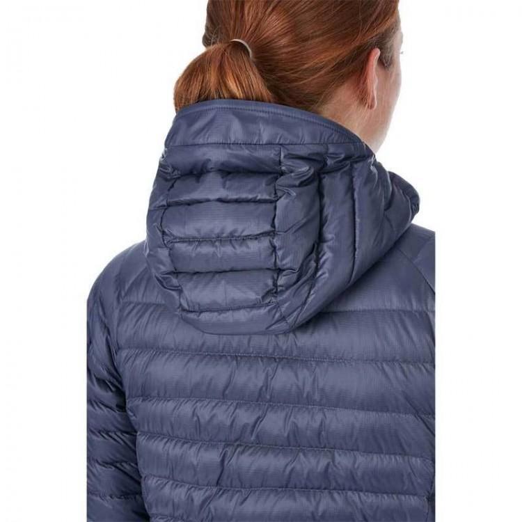 Rab Womens Microlight Alpine Down Jacket Steel
