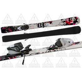 b5a463d0c17 Kids Skis Salomon Jade 100cm Used