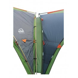 Kiwi Camping Savanna Shelter 4 & Deluxe - Shelter Guttering