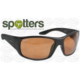 "Spotters ""Cruiz"" Black Gloss Sunglasses & Polarised Photocromatic Penetrator Lens"