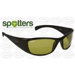 Spotters Artic+ Xtreme Yellow Photochromic Lens Glasses Extra Large Fit Frame