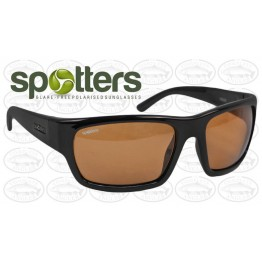 "Spotters ""Freak"" Polarised Glasses Glass Lens Very Large Fit Gold Mirror Lens"