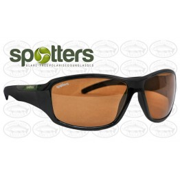 "Spotters ""Vector"" Polarised Glasses ""Penetrator"" Lens Medium Fit Frame"